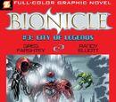 BIONICLE 3: Ciudad de Leyendas