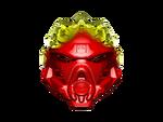 Máscara Convocador del Fuego Drenada