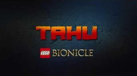 LEGO Bionicle 2015 - Tahu - Master of Fire