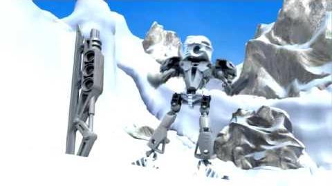 Bionicle Kopaka Nuva Video