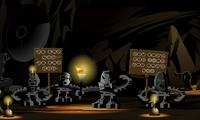 Miner Strike
