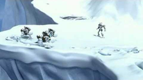 Bionicle Kopaka Nuva
