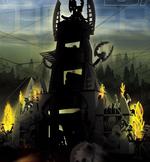 Arte Promocional de la Torre de los Toa