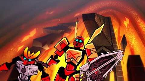 Bionicle 2015 - Episode 4 The Protectors Fight Back