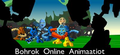 Bohrok Online Animaatiot