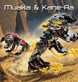 Muaka ja Kane-Ra