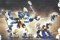 2003 Matoran Combiners