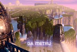 Ga-Metru película