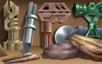 CGI Metru Nui Matoran Tools