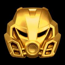 Pohatu Goldene Maske des Steins