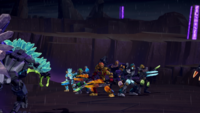 VHU Ekimu y los Toa Contra las Bestias Elementales