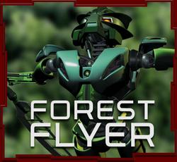 Volador del Bosque