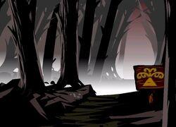 Palanut metsä1