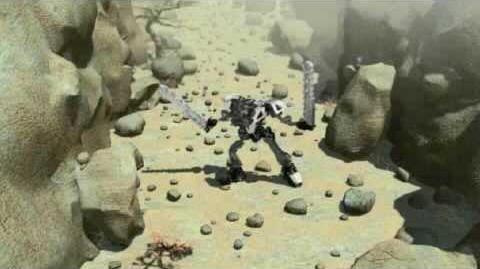 Bionicle Onua Nuva