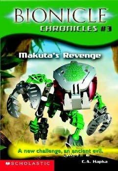 Bionicle Chronicles 3