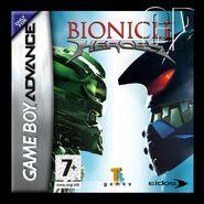 BIONICLE Heroes GBA