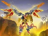 Ikir, Creature of Fire