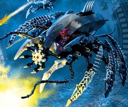 CGI Spider Crab