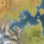 Bahía Naho Desde Arriba