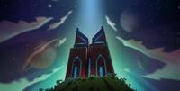 Ajan temppeli animaatiossa
