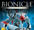 BIONICLE Leyendas 8: Caída