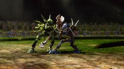LLR Duelo en la Arena Tarix y Vastus