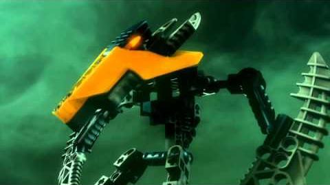 LEGO Bionicle Vahki