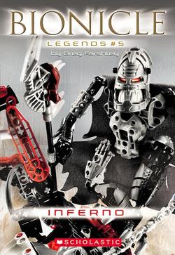 Bionicle leyendas 5