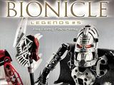 BIONICLE Leyendas 5: Infierno