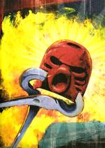 Artakha Forging of Kanohi Hau