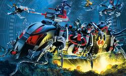 CGI Toa Terrain Crawler