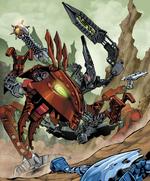 Comic Fero and Skirmix