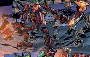 Comic-Malum Accompanied by Vorox
