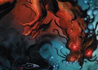 Comic Sea Behemoth