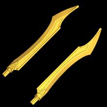 Golden Swords