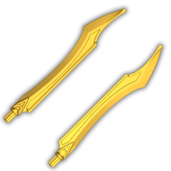 Golden Swords