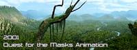 2001 Animación de la Búsqueda de las Máscaras