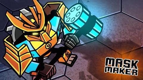 LEGO® Bionicle - Ekimu Mask Maker - Character Spot