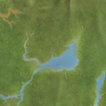 Lago Kanae Vista Aérea