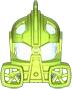 Aerial Kanohi Miru Nuva Small