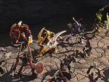 Roxtusin taistelu
