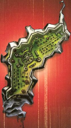 Localización de Destral