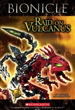 BIONICLE Raid on Vulcanus