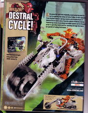 Destral pyörä