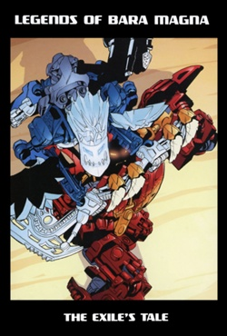 The Exile's Tale Bionicle