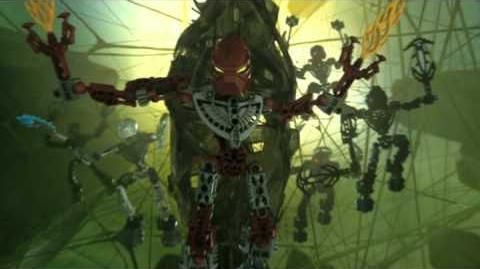 LEGO Bionicle Toa Hordika