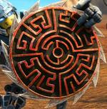 TLR Saw Blade Shield