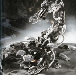 Rahi Catapult Scorpion