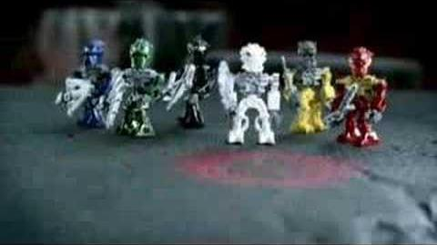 Bionicle Piraka Stronghold Commercial