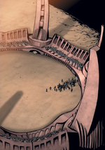 Historieta Arena Magna